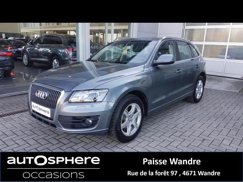 Audi Q5 2.0 TDI *Xenon*GPS*Cuir*alu18\'