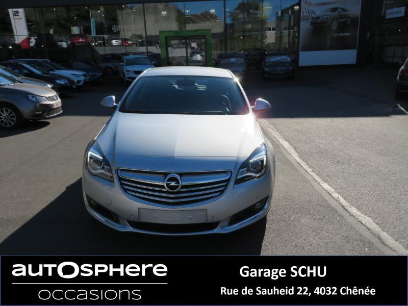 Opel Insignia Business+