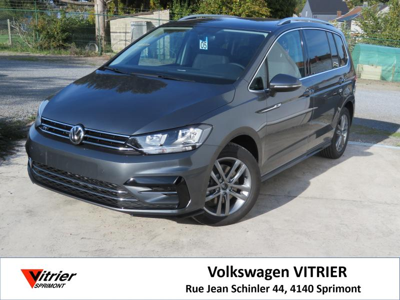 Volkswagen Touran III Highline
