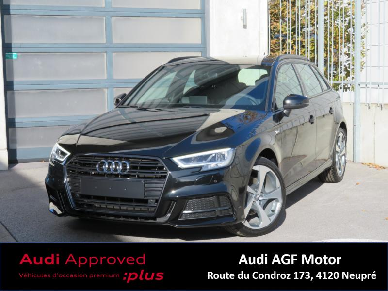 "Audi A3 Black Edition/full Led/18""/Sli"