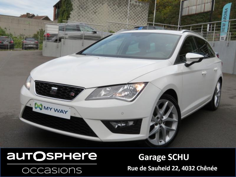 seat leon st fr occasion break manual6 104 300 km chen e 4032. Black Bedroom Furniture Sets. Home Design Ideas