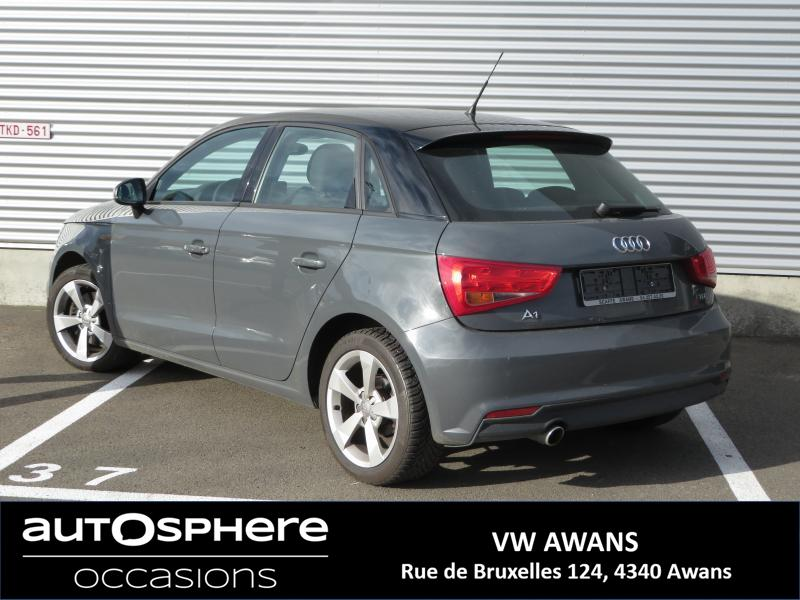audi a1 a1 sport occasion 4 5 portes manual5 66 326 km awans 4340. Black Bedroom Furniture Sets. Home Design Ideas