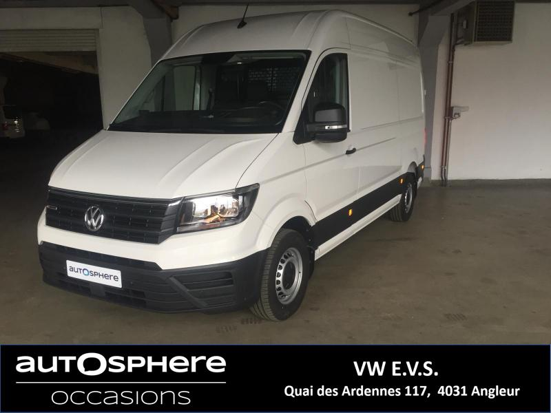 Volkswagen Crafter Bluemotion Technology