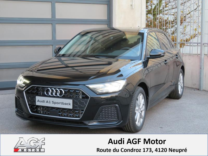 audi a1 advanced occasion 2 3 portes manual6 3 km neupr 4120. Black Bedroom Furniture Sets. Home Design Ideas