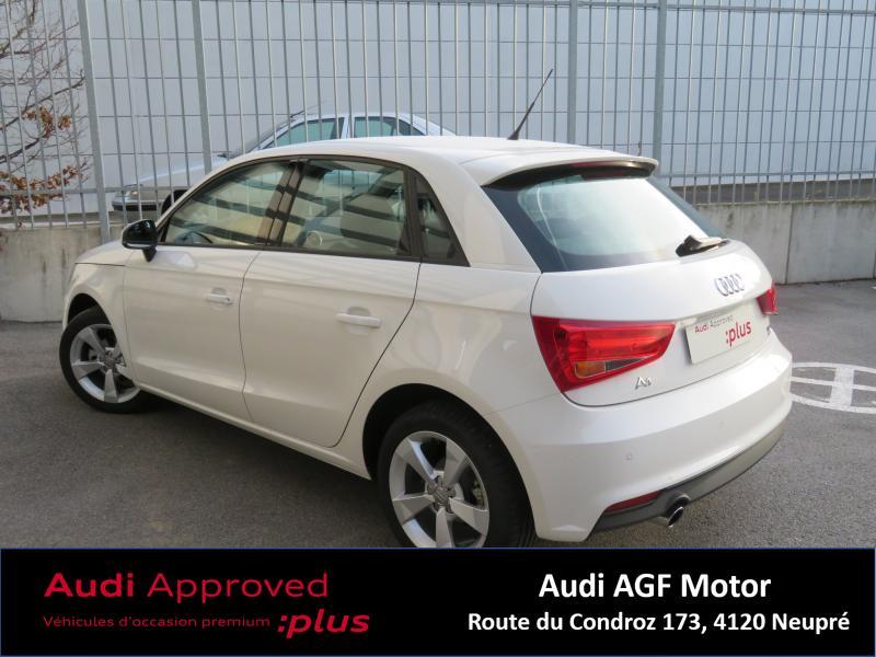Audi a1 sportback sport 5 ans garantie occasion 2 3 portes manual5 7 323 km neupr 4120 - Audi a1 3 portes occasion ...