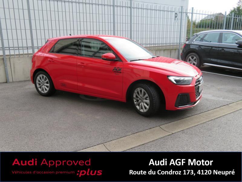 Audi a1 sportback advanced led virtua occasion 2 3 portes manual6 3 900 km neupr 4120 - Audi a1 3 portes occasion ...