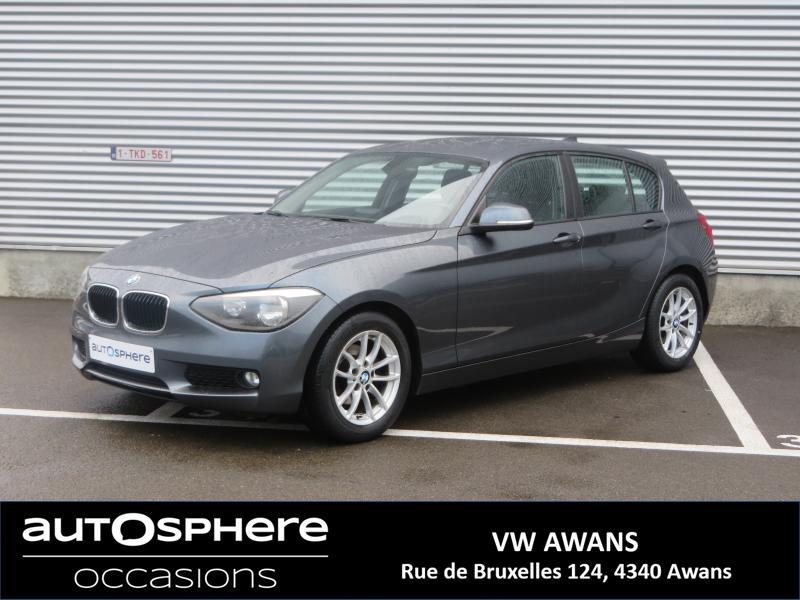 BMW Serie 1 116 d Efficient Dynamics Edition