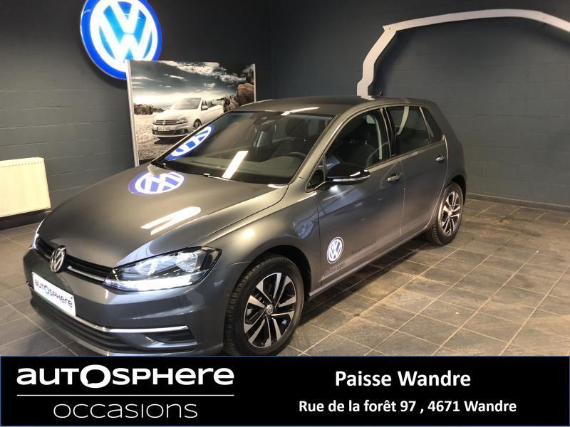 Volkswagen Golf IQ-DRIVE