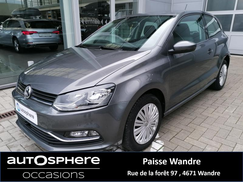 Volkswagen Polo Comfortline,Régulateur de vite