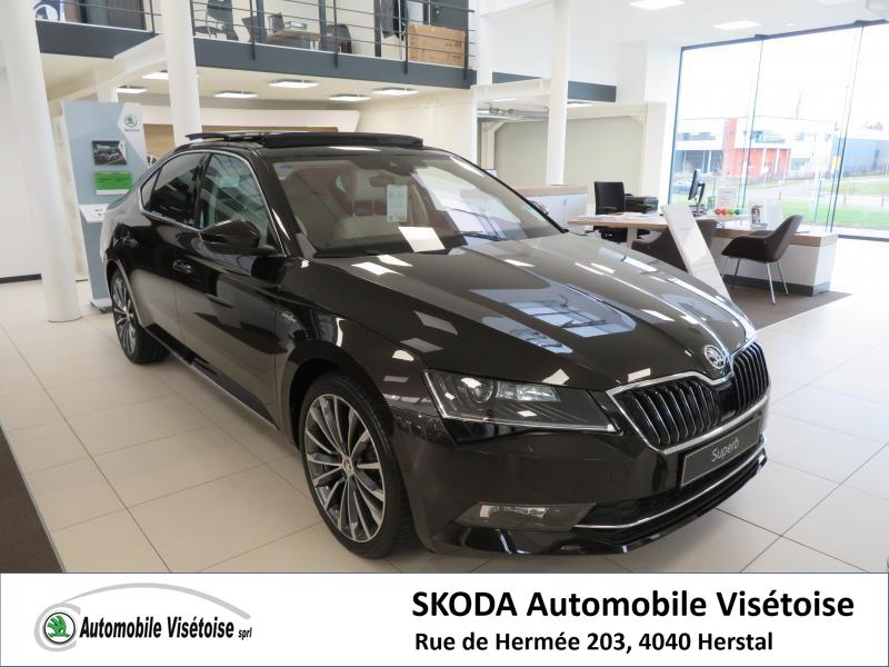 Skoda Superb III Laurin and Klement
