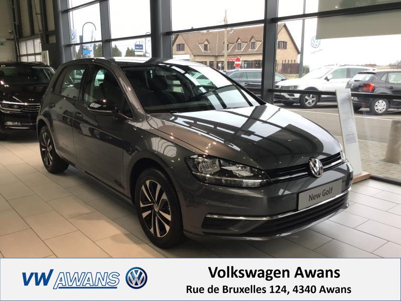 Volkswagen Golf VII IQ Drive
