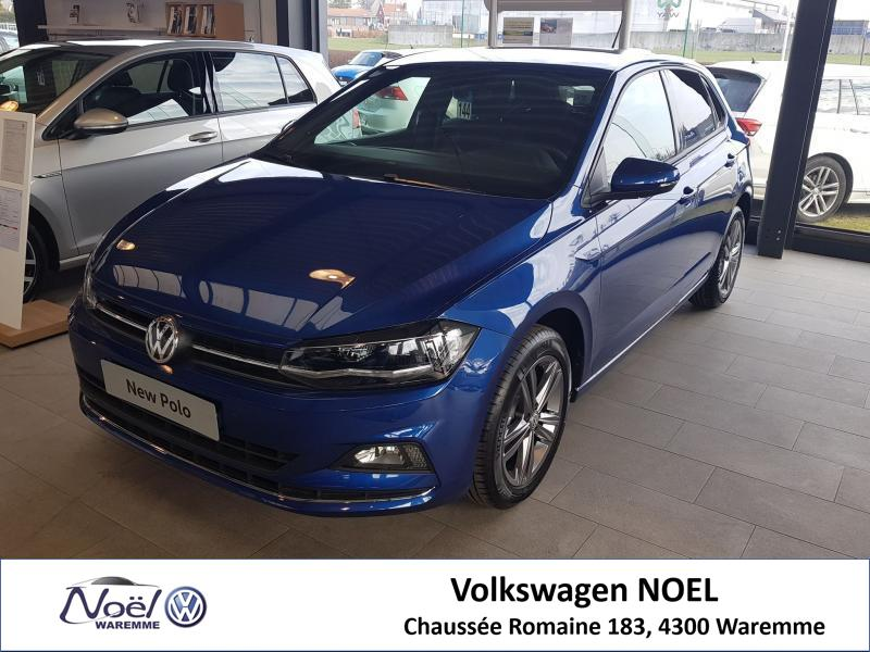 Volkswagen Polo VI Highline