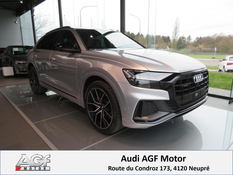 Audi Q8 50 TDI/SLINE/BLACK EDITION