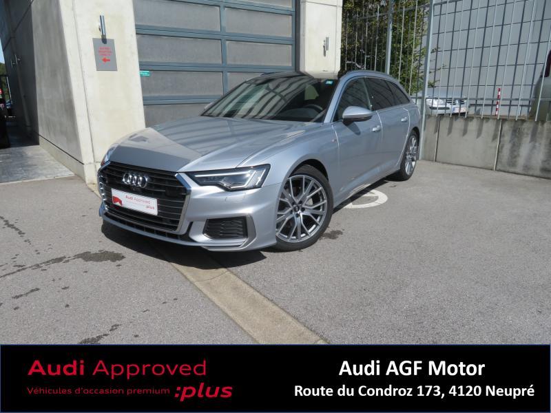 Audi A6 avant*Sline*Pano*Matrix*B.O*20