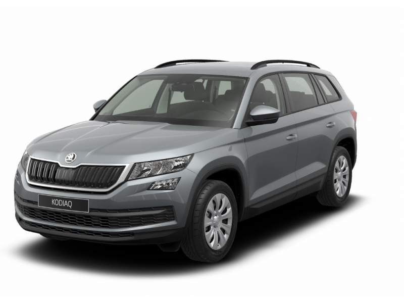 Skoda Kodiaq Expedition