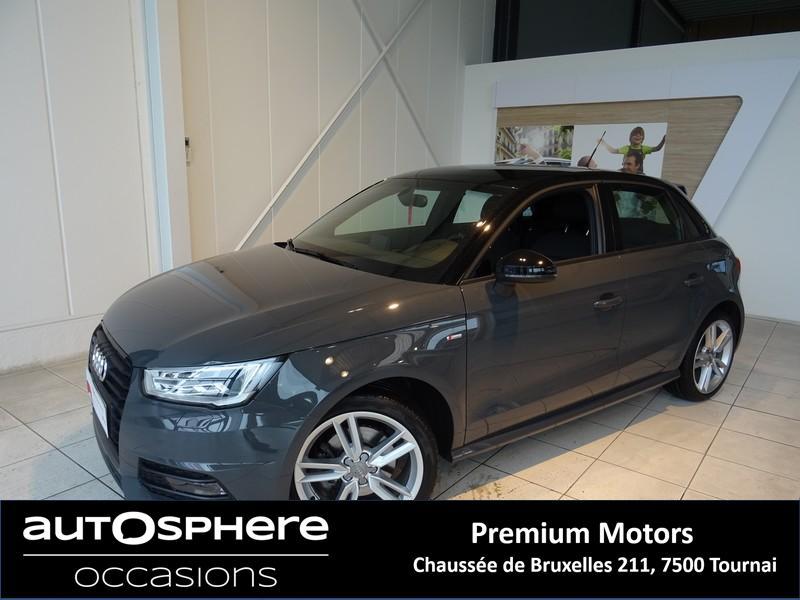 Audi A1 S-Tronic