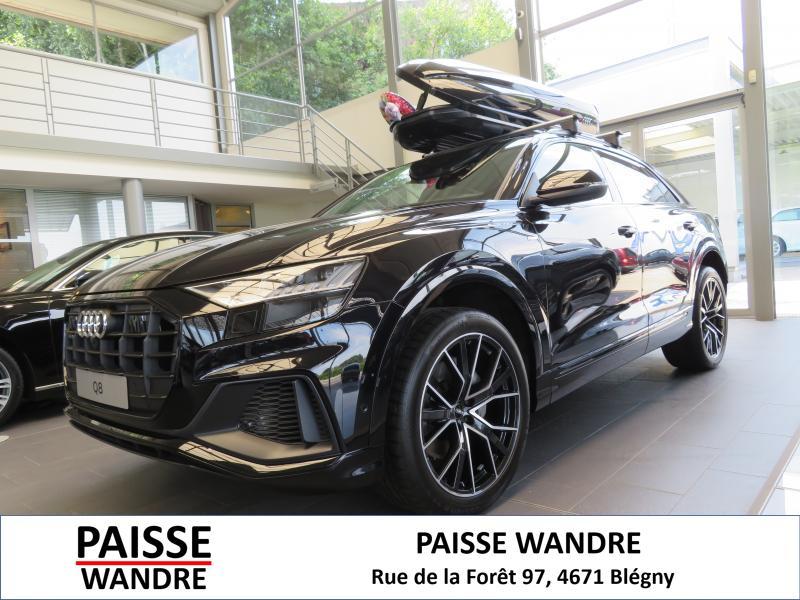 Audi Q8 Sline Black Edition