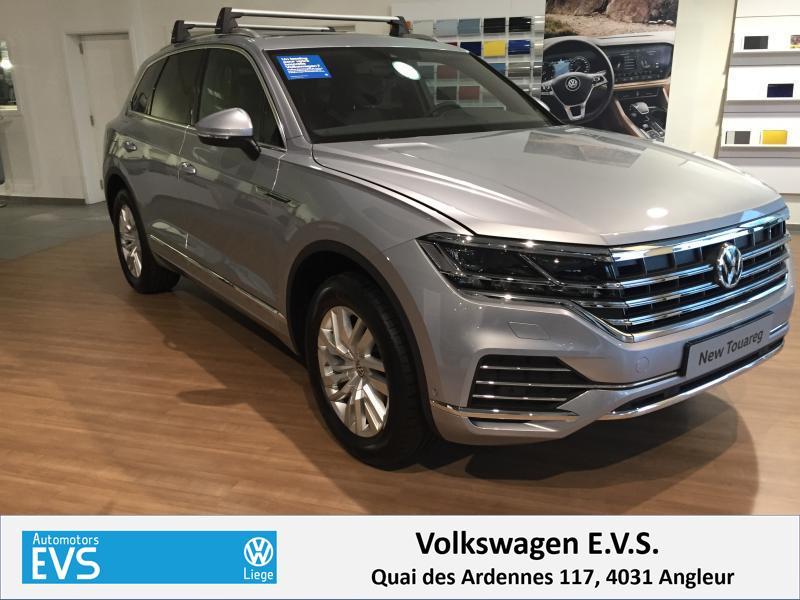 Volkswagen Touareg Business Elegance