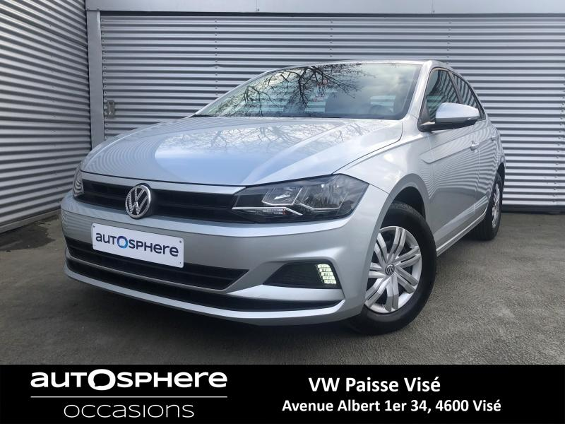 Volkswagen Polo VI Trendline Cruise ctr Bluet