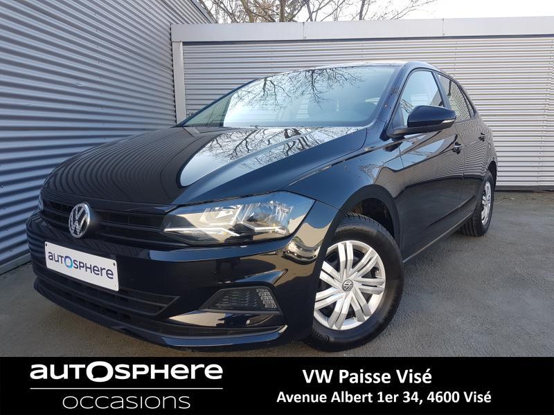 Volkswagen Polo VI Trendline Cruise ctr Blueto