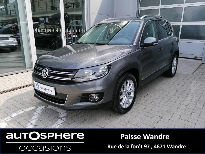 Volkswagen Tiguan II Sport and Style,Système de na