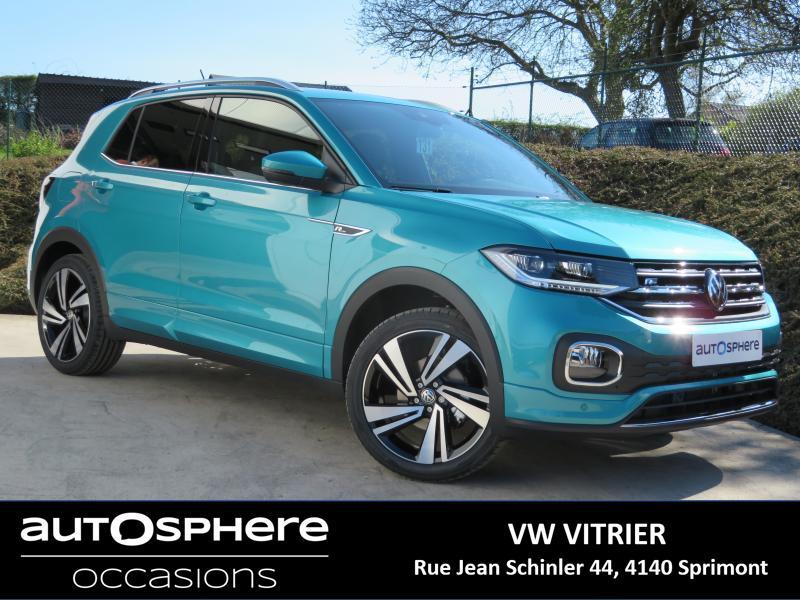 Volkswagen T-Cross Style GPS*R-Line*DSG*Alcantara