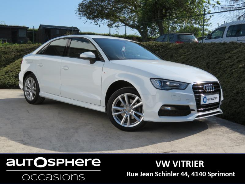 Audi A3 Berline S-Line Attraction
