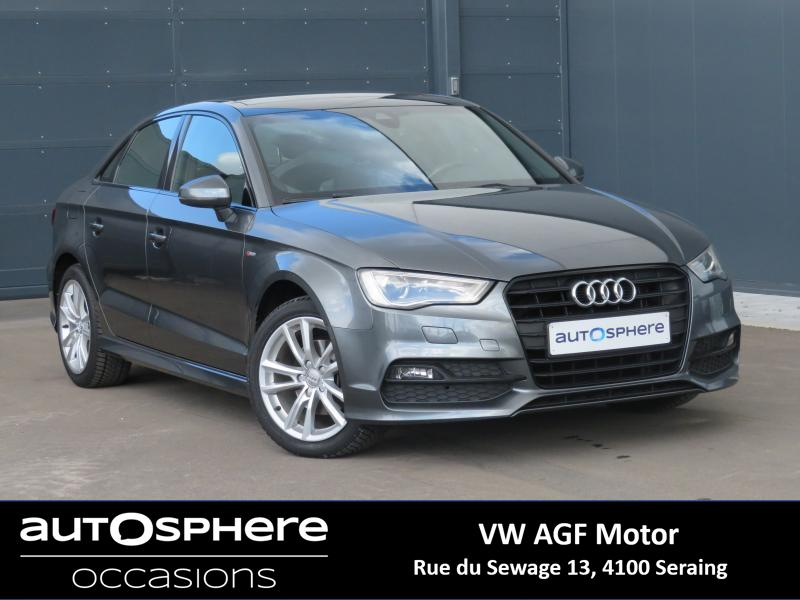 Audi A3 Berline Attraction