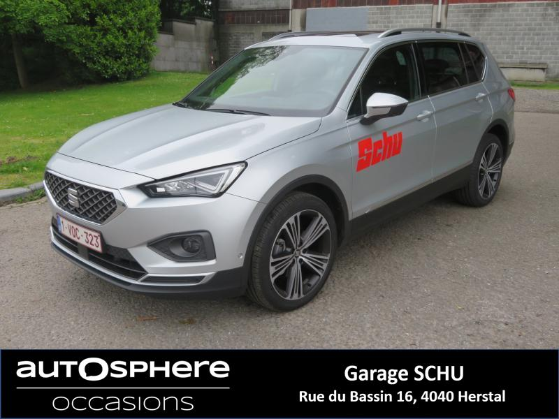 Seat Tarraco Excellence