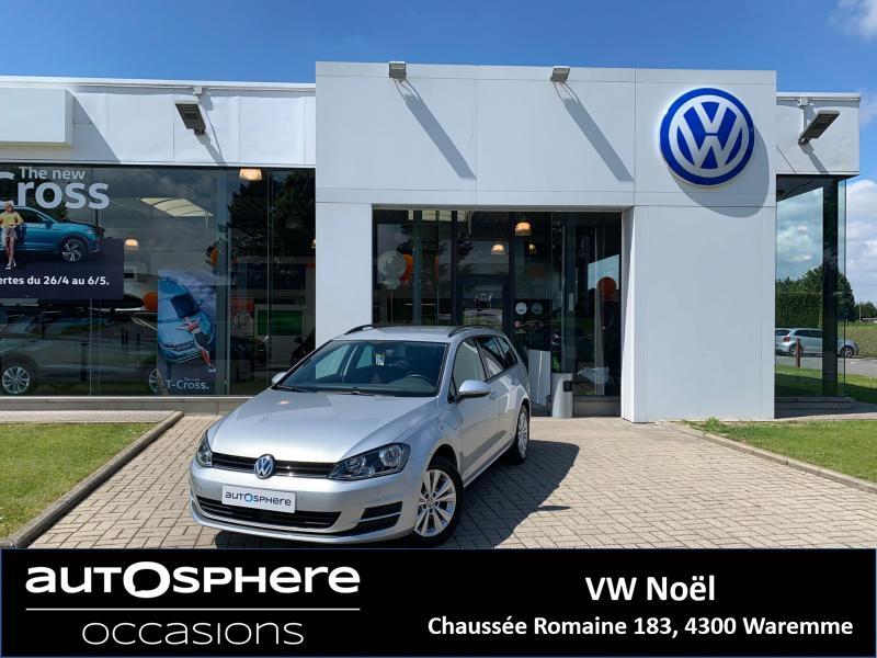 Volkswagen Golf VII Variant Trendline