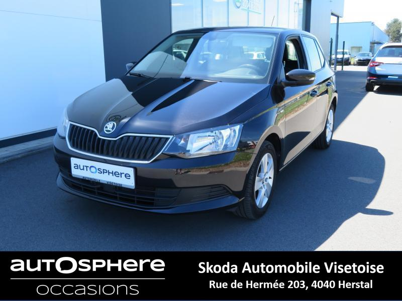 Skoda Fabia Ambition Clever 1.0 essence 60
