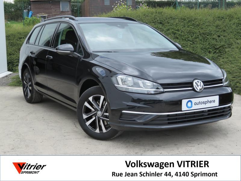 Volkswagen Golf IQ Drive