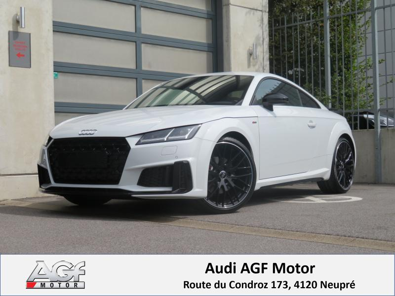 Audi TT Pack Compétition
