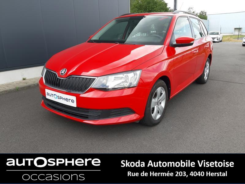 Skoda Fabia Ambition Bluetooth 1.2tsi 90ch