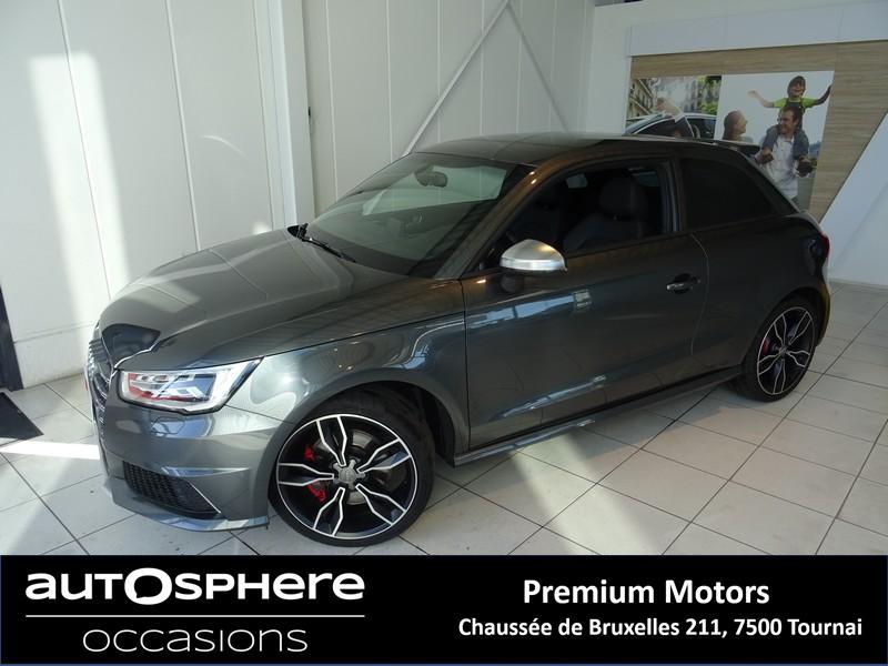 Audi A1 S1