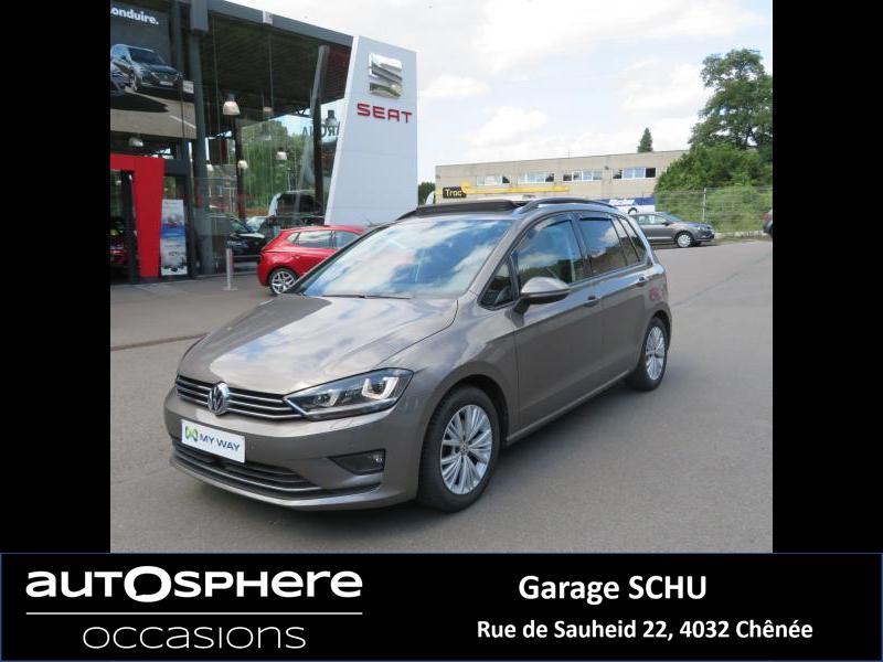 Volkswagen Golf Sportsvan Allstar