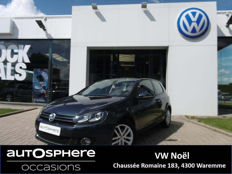 Volkswagen Golf VI Highline