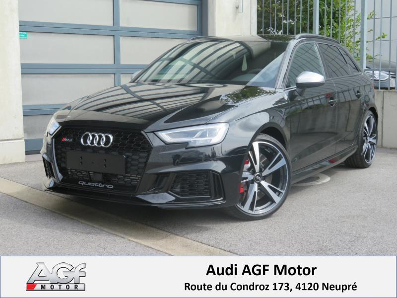 Audi RS3 Shadow*Matrix*