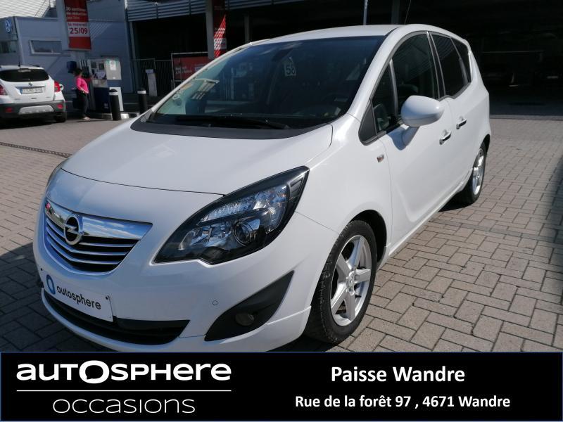 Opel Meriva boite auto,Aide au stationneme