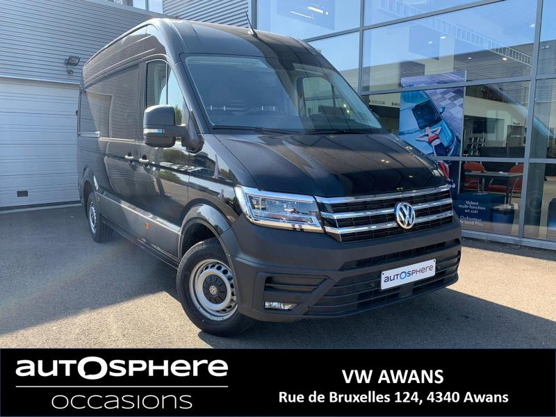 Volkswagen Crafter disponible 02/2020