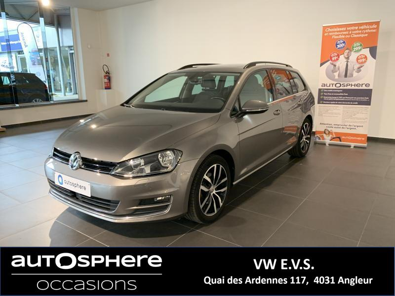Volkswagen Golf VII Variant Highline