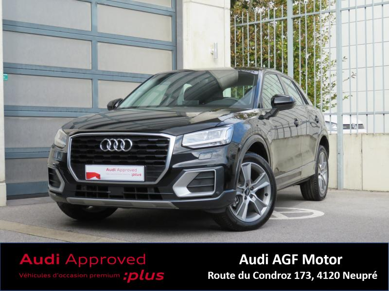 Audi Q2 Design*Stronic*Led*18\""