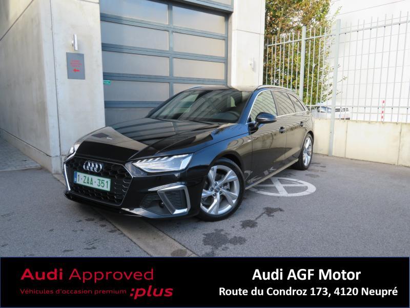 Audi A4 Avant*Facelift*SLine*Navi*Led