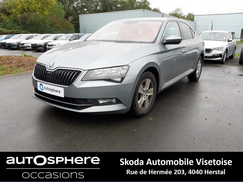 Skoda Superb Ambition GPS + Bluetooth