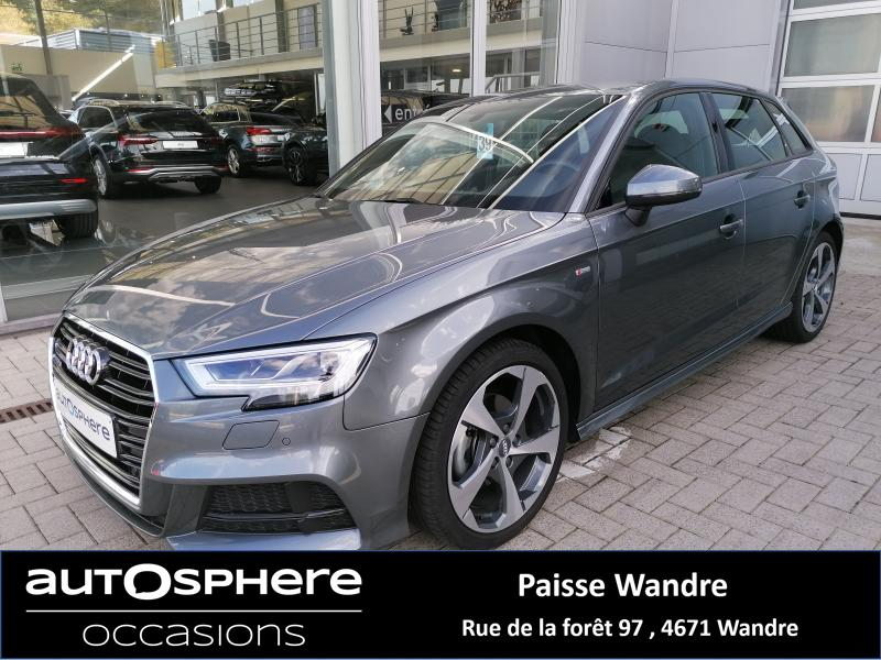 Audi A3 S-Line,Jantes 18