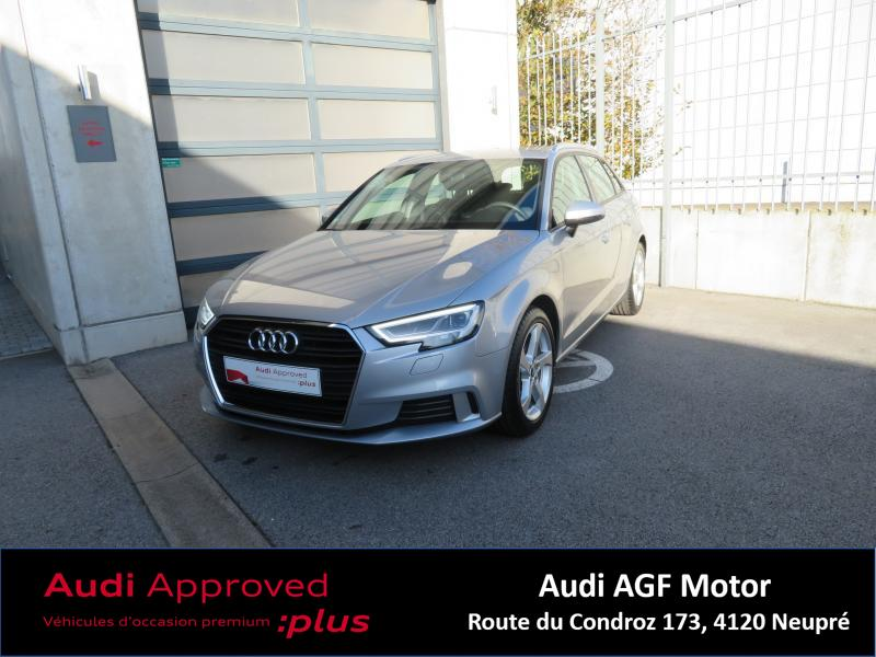 "Audi A3 Sport*Navi*Full Led*17\""*Sound"