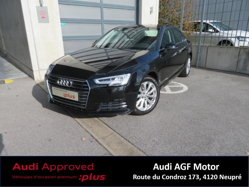 Audi A4 Design*Full Led*Navi*17