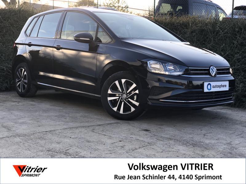 Volkswagen Golf Sportsvan IQ Drive
