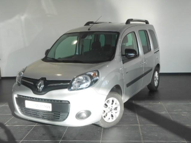 Renault Kangoo TCe Limited EDC !! GPS - Airco