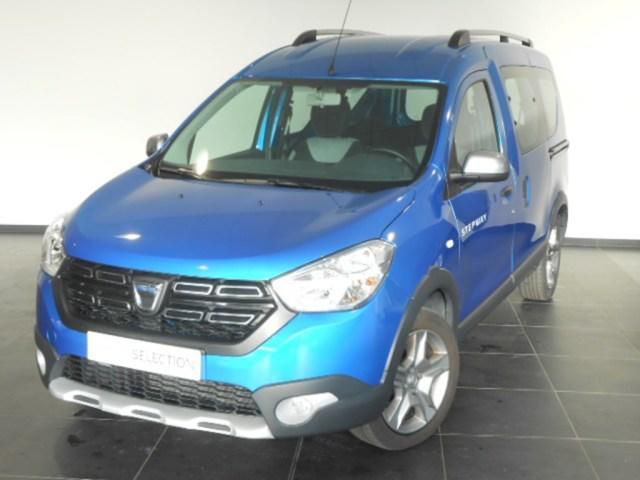 Dacia Dokker TCe Stepway !! Garantie 08/202